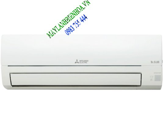 MÁY LẠNH MITSUBISHI ELECTRIC  2,5 HP INVERTER  MSY-JP60VF GAS:R-32